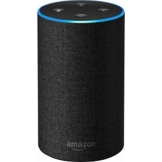 Echo (2nd Generation) - Smart speaker with Alexa - Charcoal Fabric - 1