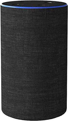 Echo (2nd Generation) - Smart speaker with Alexa - Charcoal Fabric - 33